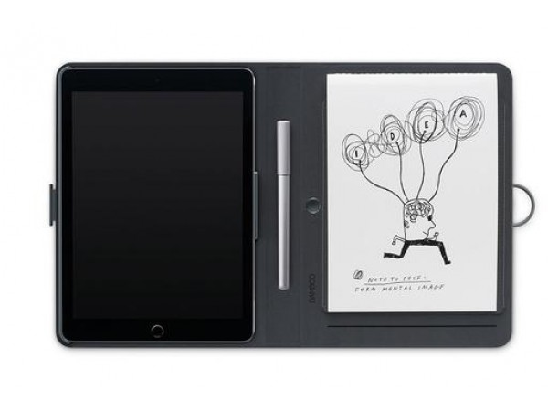 Pametna mapa Wacom Bamboo Spark snap-fit iPad Air2
