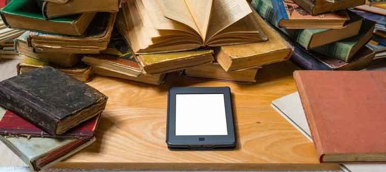 E-knjige postajajo hit