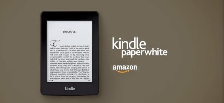 Pestra ponudba bralnikov Kindle