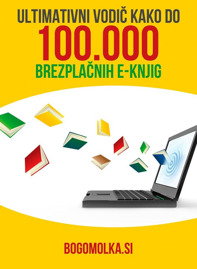 Brezplačni vodič: Kako do 100.000 brezplačnih e-knjig width=