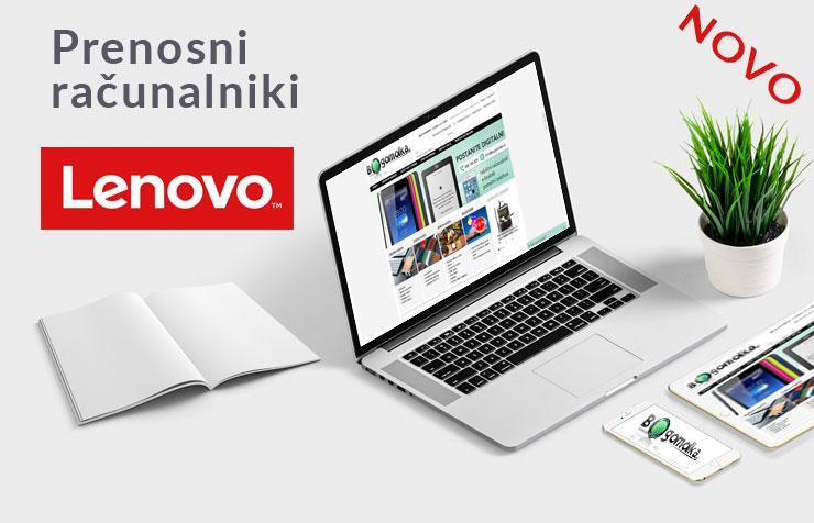 Prenosniki Lenovo