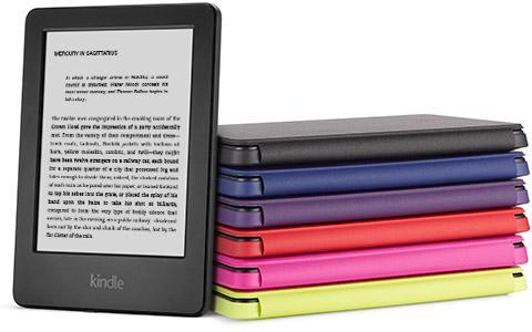 Obarvajte vaš Kindle Touch