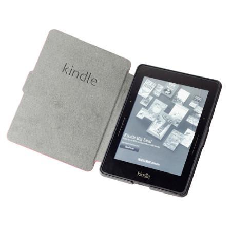 Ovitek je posebej prilagojen za Kindle Voyage