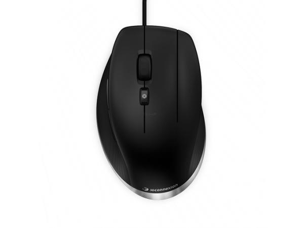 3Dconnexion CadMouse je prva miška zasnovana posebej za uporabnike CAD programske opreme.