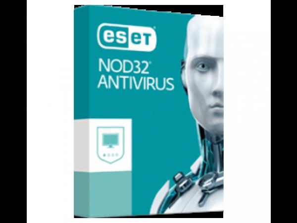 ESET antivirusni program NOD32 (1 leto)