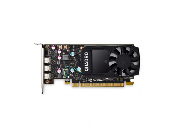 Grafična kartica Quadro P400 DVI, 2GB GDDR5, PCIe 3.0 x16, 3x mDP-DVI, Low Profile, PNY