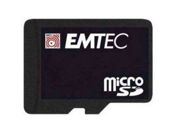 EMTEC MicroSDHC 16GB Class4