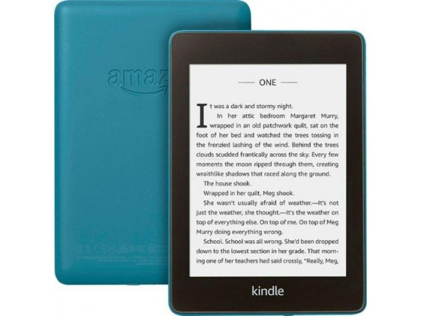 Kindle Paperwhite 4 (SP) - BLUE EDITION