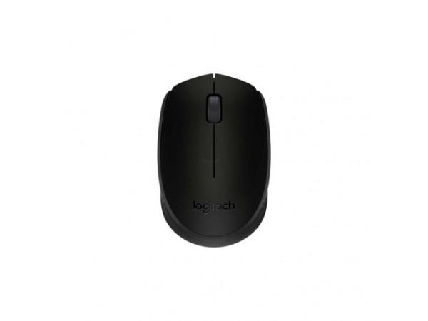 Logitech B170 je majhna brezžična optična miška.