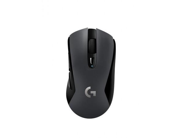 Logitech G603 je miška z naprednim HERO senzorjem in Logitechovo Lightspeed tehnologijo.