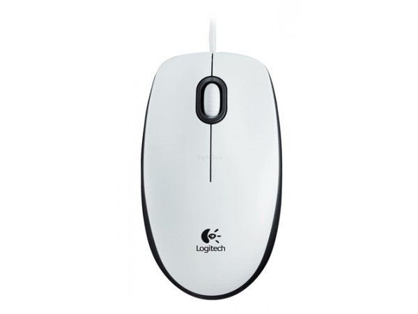 Logitech M100 je optična miška, ki zadovolji vse osnovne potrebe.