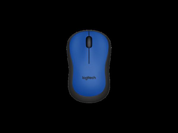 Logitech M220 je izjemno tiha miška namenjena delu s prenosniki.