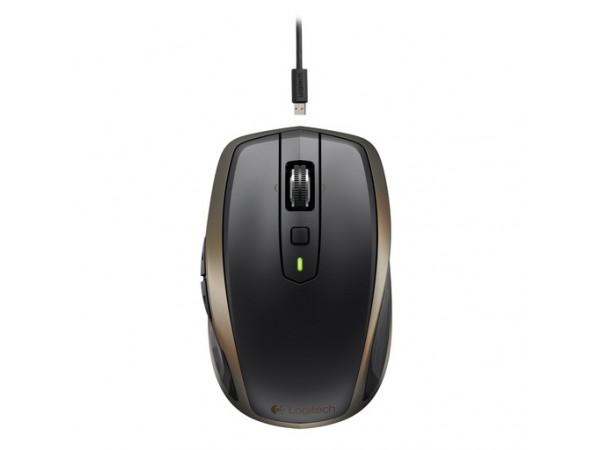 Z miško MX Anywhere 2 lahko delate praktično kjerkoli.