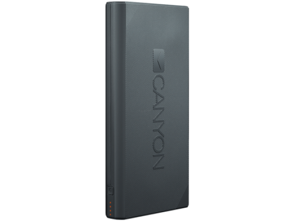 Prenosna baterija CANON Sive barve