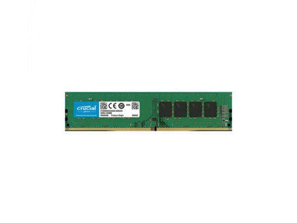 RAM pomnilnik DDR4 4GB PC4-19200 2400MT/s CL17 SR x8 1.2V Crucial