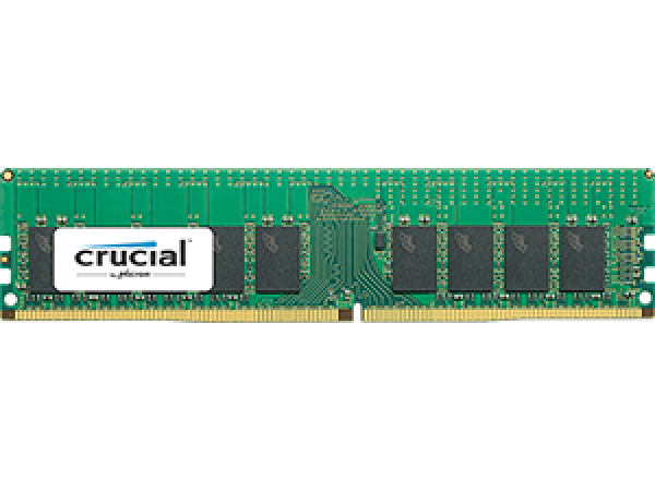 RAM pomnilnik DDR4 8GB PC4-19200 2400MT/s CL17 ECC Reg DR x8 1.2V Crucial
