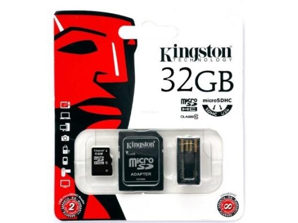 Spominska kartica Kingston MultiKit 32GB Android