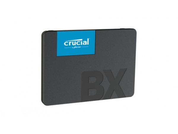 """SSD 480GB 2.5"""" SATA3 3D TLC, 7mm, CRUCIAL BX500"""