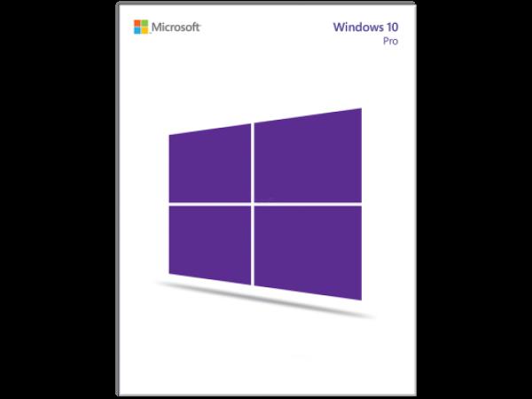 Windows Pro 10 64Bit Eng Intl 1pk DSP OEI DVD
