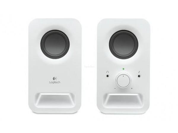 Zvočniki Logitech Z150 2.0, beli