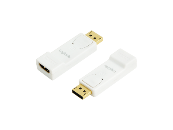 Adapter DisplayPort v HDMI, LogiLink
