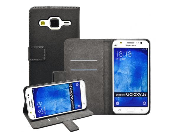 Črni ovitek za Samsung J5