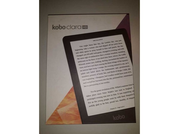Kobo Clara HD - DEMO