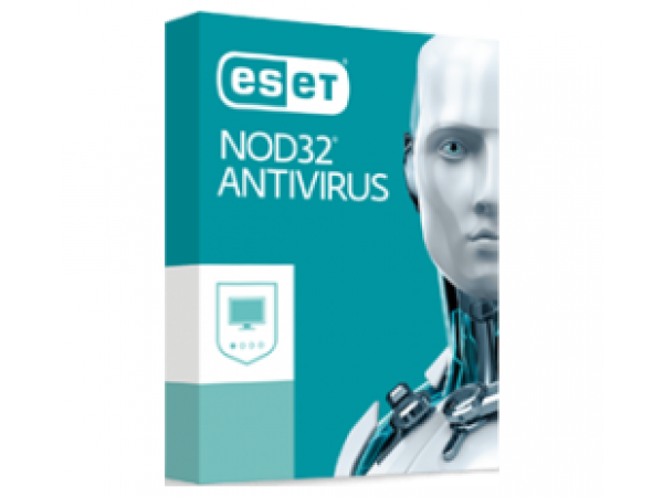 ESET antivirusni program NOD32 (1 leto)