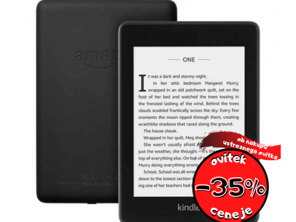 Amazon Kindle Paperwhite 2018 SP (8GB) WiFi