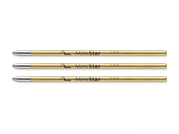 Komplet polnil za kemični svinčnik 1.0, 3 kom