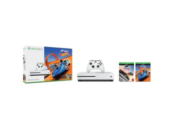 Komplet XBOX ONE S 500GB + Forza Horizon 3 Hot Wheels