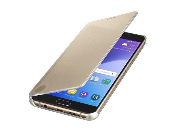 Preklopni prozoren ovitek za Samsung Galaxy A5 2016 (A510)