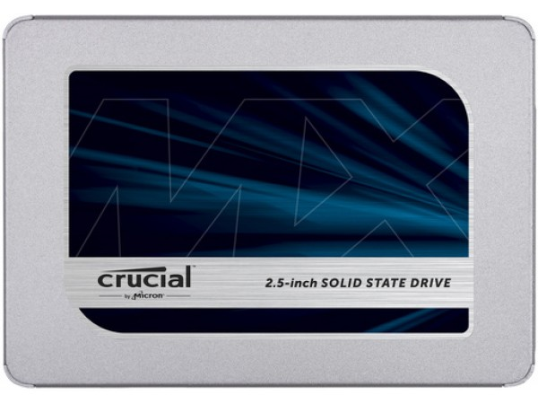 "SSD 500GB 2.5"" SATA3 3D TLC, 7mm, CRUCIAL MX500"