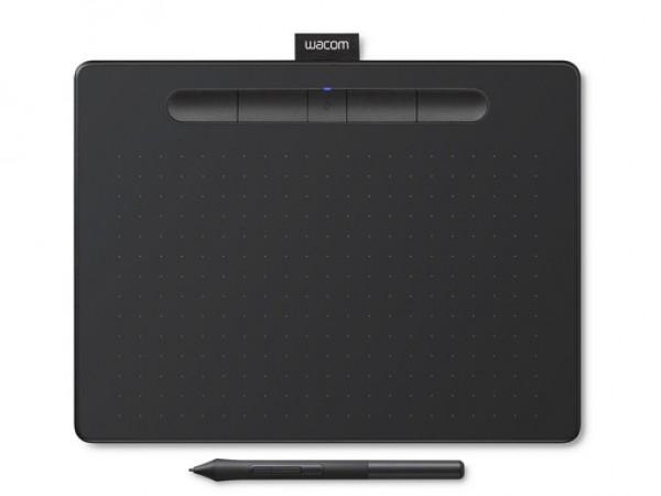 Wacom Intuos M Bluetooth, črna (2018)