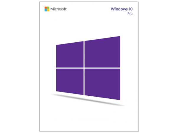 Windows Pro 10 64Bit Intl 1pk DSP OEI DVD (angl)