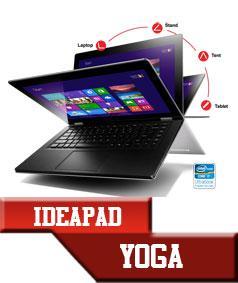 Serija prenosnikov Lenovo Yoga