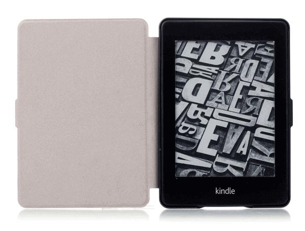 Ovitek za Kindle naredi bralnik zelo lep in eleganten
