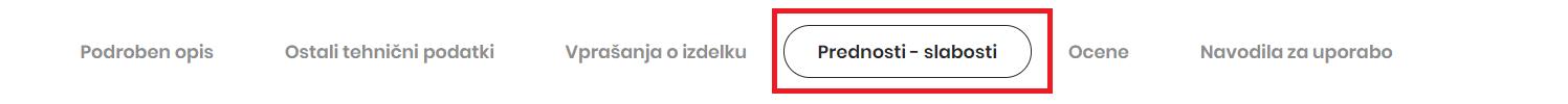 Odgovor na kateri e-bralnik kupiti vam bodo olajšala sekcija plusi in minusi ebralnikov