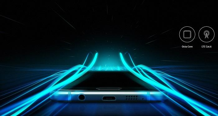 Samsung Galaxy A510, zmogljiv procesor