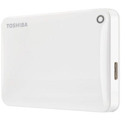 Bel zunanji disk Toshiba