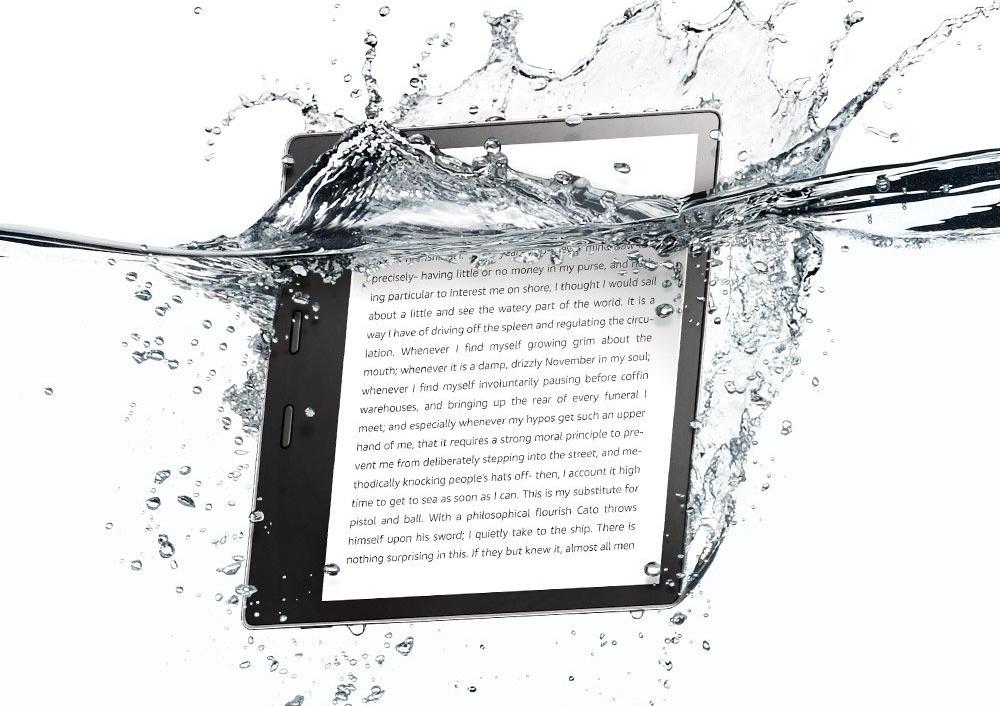 Prvi vodoodporen Kindle