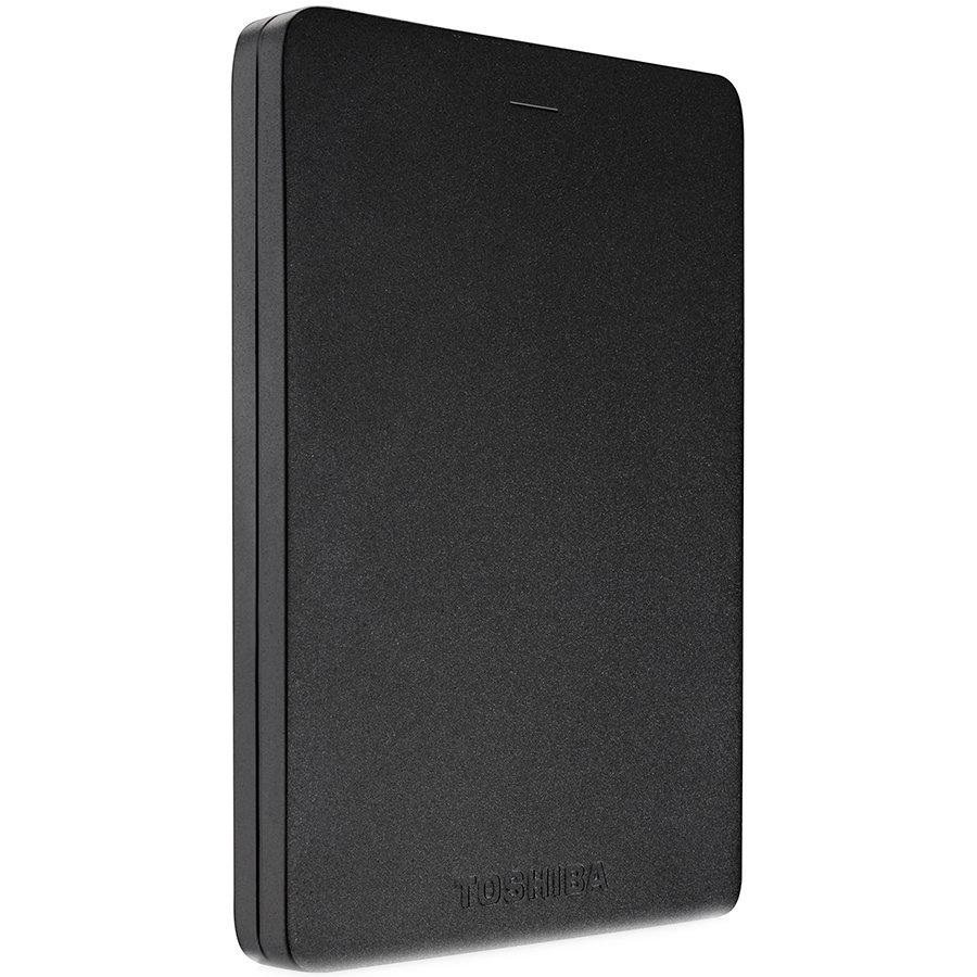 Črn zunanji disk Toshiba